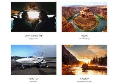American Charter Flights